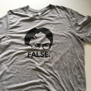 "The Office Dwight ""False"" Tee"